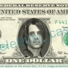 CRISS ANGEL on REAL Dollar Bill Cash Money Bank Note Currency Dinero Celebrity