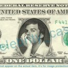 DEXTER TV Show on REAL Dollar Bill Cash Money Bank Note Currency Dinero