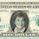 JUDGE JUDY on REAL Dollar Bill Cash Money Bank Note Currency Dinero Celebrity