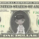 Disney Jr's DOC MCSTUFFINS on REAL Dollar Bill Cash Money Bank Note Currency