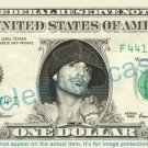 TOMMY LEE Motley Crue On Real Dollar Bill Cash Money Bank Note Currency Dinero