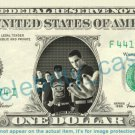 AVENGED SEVENFOLD Music Band on REAL Dollar Bill Cash Money Bank Note Currency