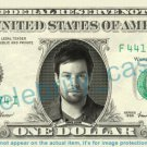 DAVID COOK Singer on REAL Dollar Bill Cash Money Bank Note Currency Dinero