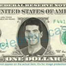SIMON COWELL on REAL Dollar Bill Cash Money Bank Note Currency Dinero