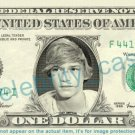 CODY SIMPSON singer on REAL Dollar Bill Cash Money Bank Note Currency Dinero