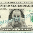 STEVE-O Jackass on REAL Dollar Bill Cash Money Bank Note Currency Dinero