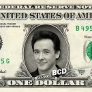 JOHN CUSACK on REAL Dollar Bill Spendable Cash Celebrity Money Mint