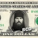 Duck Dynasty JASE on REAL Dollar Bill Cash Money Bank Note Currency