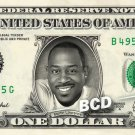 MARTIN LAWRENCE on REAL Dollar Bill Cash Money Memorabilia Collectible Celebrity