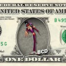 DOCTOR FACILIER The Princess and the Frog on REAL Dollar Bill Disney Cash Money