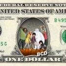 BIG HERO 6 on REAL Dollar Bill Disney Cash Money Memorabilia Collectible
