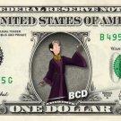 CEDRIC THE SORCERER - Sofia the First on REAL Dollar Bill Disney Cash Money