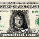 Adam Bomb on REAL Dollar Bill WWE Wrestler Cash Money Memorabilia Collectible