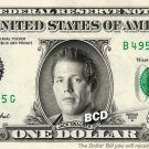 JACK SWAGGER on REAL Dollar Bill WWE Wrestler Cash Money Memorabilia Celebrity Bank