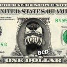 PRINCE DEVITT on REAL Dollar Bill WWE Wrestler Cash Money Memorabilia Celebrity Bank