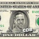 SHAWN MICHAELS on REAL Dollar Bill WWE Wrestler Cash Money Memorabilia Celebrity Bank