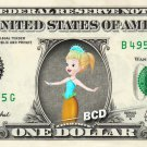 OONA - Sofia the 1st REAL Dollar Bill Disney Cash Money Memorabilia Collectible