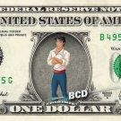 PRINCE ERIC - Little Mermaid on REAL Dollar Bill Disney Cash Money Memorabilia