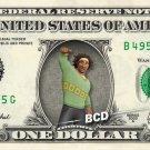 WASABI - Big Hero - REAL Dollar Bill Disney Cash Money Memorabilia Collectible
