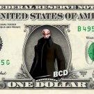 YOKAI - Big Hero - REAL Dollar Bill Disney Cash Money Memorabilia Collectible