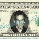 BEN STILLER on REAL Dollar Bill Collectible Celebrity Cash Memorabilia Money