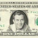 JUDE LAW on REAL Dollar Bill Cash Money Memorabilia Collectible Celebrity Bank
