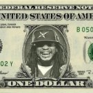LIL JOHN on a REAL Dollar Bill Cash Money Memorabilia Collectible Celebrity Bank