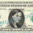 NATALIE PORTMAN on REAL Dollar Bill Cash Money Memorabilia Collectible Celebrity
