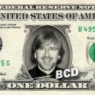 TREY ANASTASIO on REAL Dollar Bill Cash Money Memorabilia Collectible Celebrity