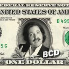 RON JEREMY on REAL Dollar Bill Cash Money Memorabilia Collectible Celebrity Bank