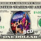 Keeping Up With The Kardashians on a REAL Dollar Bill Cash Money Memorabilia