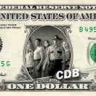 WALKING DEAD - TV Show on a REAL Dollar Bill Cash Money Collectible Memorabilia