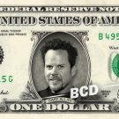 GARY ALLAN on REAL Dollar Bill Cash Money Collectible Memorabilia Celebrity Bank