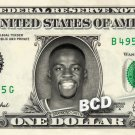 DRAYMOND GREEN Golden State Warriors NBA on REAL Dollar Cash Money Memorabilia