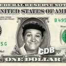 GOOBER PYLE on REAL Dollar Bill Andy Griffith George Lindsey Cash Money Collectible Memorabilia
