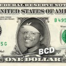 MASE Rapper on a REAL Dollar Bill Cash Money Collectible Memorabilia Celebrity Novelty Bank Note