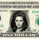 BELLA Twilight on REAL Dollar Bill Cash Money Bank Note Currency Dinero