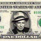 KEITH RICHARDS on a REAL Dollar Bill Rolling Stones Cash Money Collectible Memorabilia Celebrity