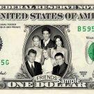 FRIENDS - Real Dollar Bill TV Show Cash Money Collectible Memorabilia Celebrity