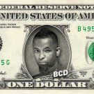 Tech N9ne on REAL Dollar Bill Collectible Celebrity Cash Money Gift Tech Nine