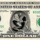 SPIDERMAN - Real Dollar Bill Marvel Cash Money Collectible Memorabilia Celebrity