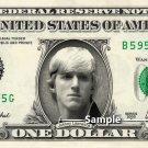 JOHNNY LAWRENCE - Real Dollar Bill  Karate Kid William Michael Zabka Cash Money