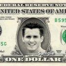 TONY LUCCA - Real Dollar Bill Singer Cash Money Collectible Memorabilia Celebrity