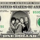 STONE ROSES - Real Dollar Bill Cash Money Collectible Memorabilia Celebrity Novelty Bank Note