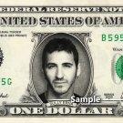 SULLY ERNA Singer Real Dollar Bill Cash Money Collectible Memorabilia Celebrity Novelty