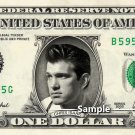 CHRIS ISAAK - Real Dollar Bill Cash Money Collectible Memorabilia Celebrity Novelty