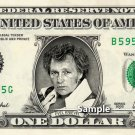 EVEL KNIEVEL - Real Dollar Bill Cash Money Collectible Memorabilia Celebrity Novelty