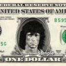 RAMBO Sylvester Stallone - Real Dollar Bill Cash Money Collectible Memorabilia Celebrity Novelty