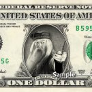 PROFESSOR DUMBLEDORE Harry Potter on REAL Dollar Bill Cash Money Memorabilia