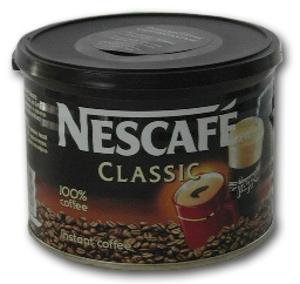 Nescafe Classic Original Instant Coffee  50gr